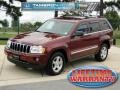Red Rock Crystal Pearl 2007 Jeep Grand Cherokee Gallery
