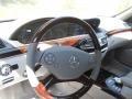 Ash/Grey Steering Wheel Photo for 2013 Mercedes-Benz S #69648484