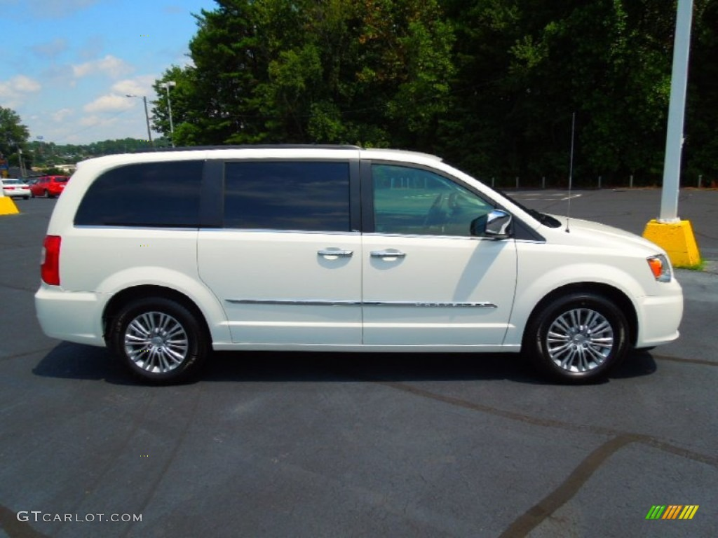 stone white 2013 chrysler town country touring l exterior photo 69650347. Black Bedroom Furniture Sets. Home Design Ideas