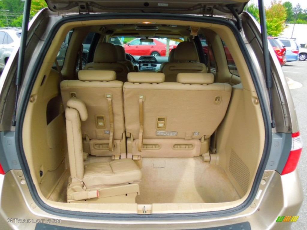 2007 honda odyssey ex l trunk photo 69656593 for 2007 honda odyssey interior