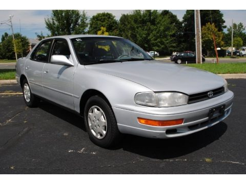 1992 Toyota Camry Specifications