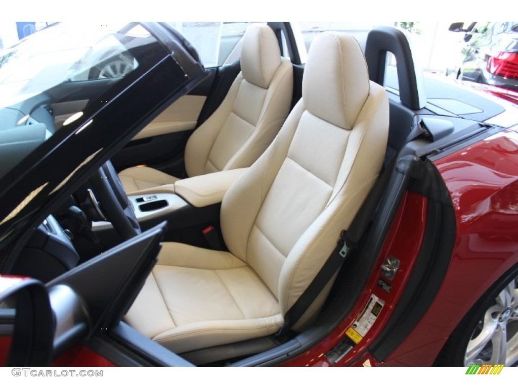 2012 Bmw Z4 Sdrive28i Front Seat Photo 69678099