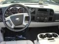 2008 Chevrolet Silverado 1500 Light Titanium/Ebony Accents Interior Dashboard Photo