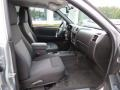 2012 GMC Canyon Ebony Interior Interior Photo