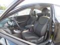 Black Front Seat Photo for 2013 Hyundai Elantra #69711363
