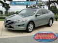 2010 Opal Sage Metallic Honda Accord Crosstour EX #69658246