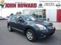 Graphite Blue 2012 Nissan Rogue Gallery