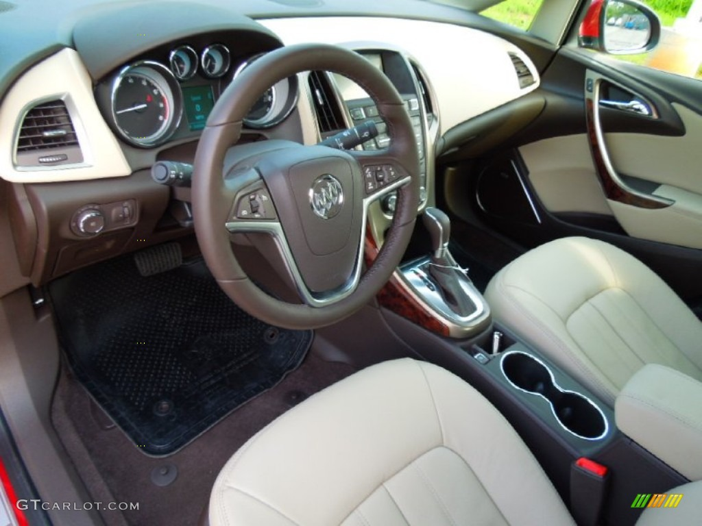 Cashmere Interior 2012 Buick Verano Fwd Photo 69721065
