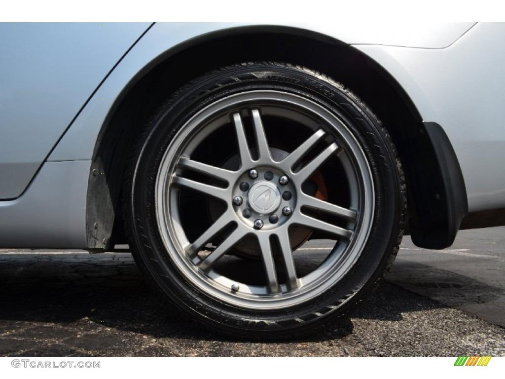 2005 Acura Tsx Sedan Custom Wheels Photo 69730177 Gtcarlot Com