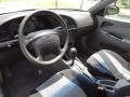 2002 Nubira SE Sedan Gray Interior