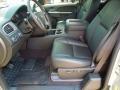 2012 Silver Ice Metallic Chevrolet Silverado 1500 LTZ Extended Cab 4x4  photo #8