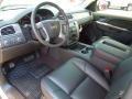 2012 Silver Ice Metallic Chevrolet Silverado 1500 LTZ Extended Cab 4x4  photo #27