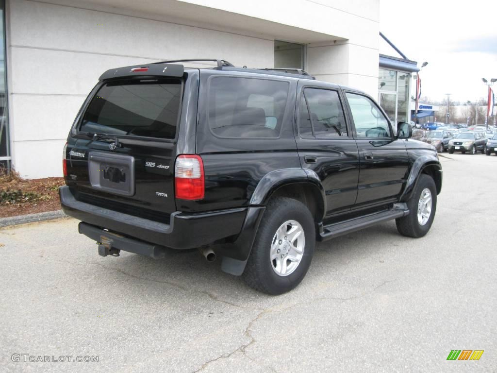 2000 black toyota 4runner sr5 4x4 6964072 photo 8 car color galleries. Black Bedroom Furniture Sets. Home Design Ideas