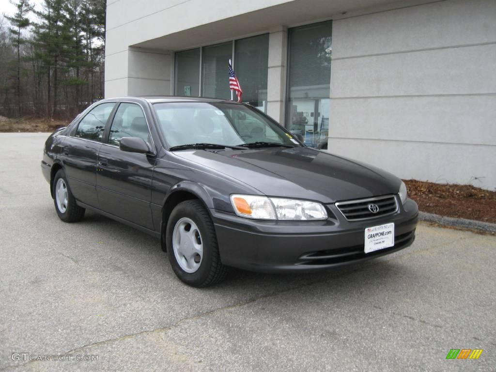 Charming Graphite Gray Pearl Toyota Camry. Toyota Camry CE