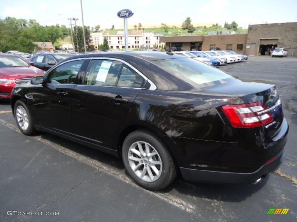 Kodiak Brown Metallic 2013 Ford Taurus Se Exterior Photo 69738928