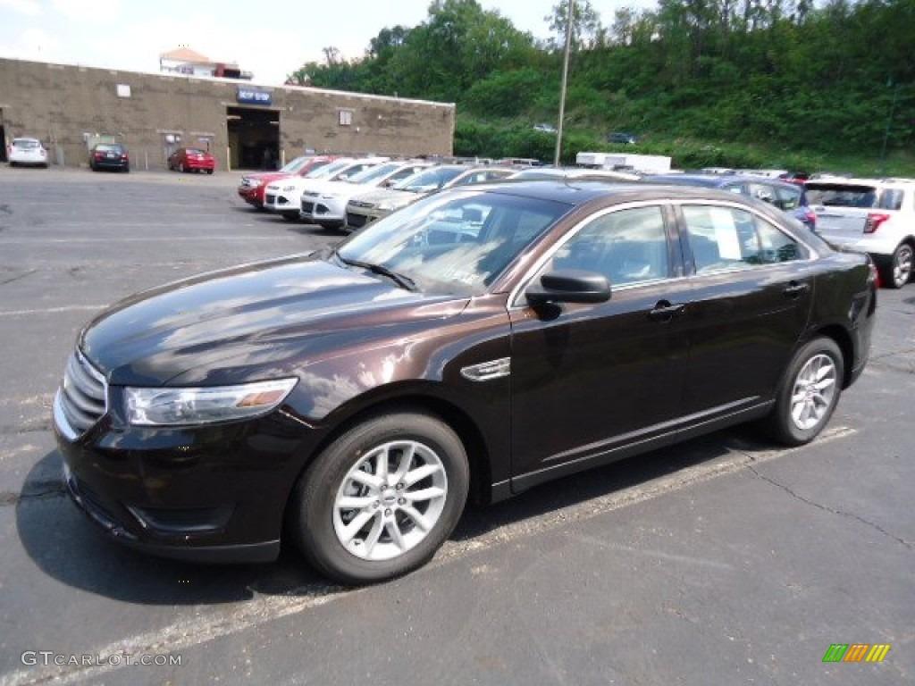Kodiak Brown Metallic 2013 Ford Taurus SE Exterior Photo ...