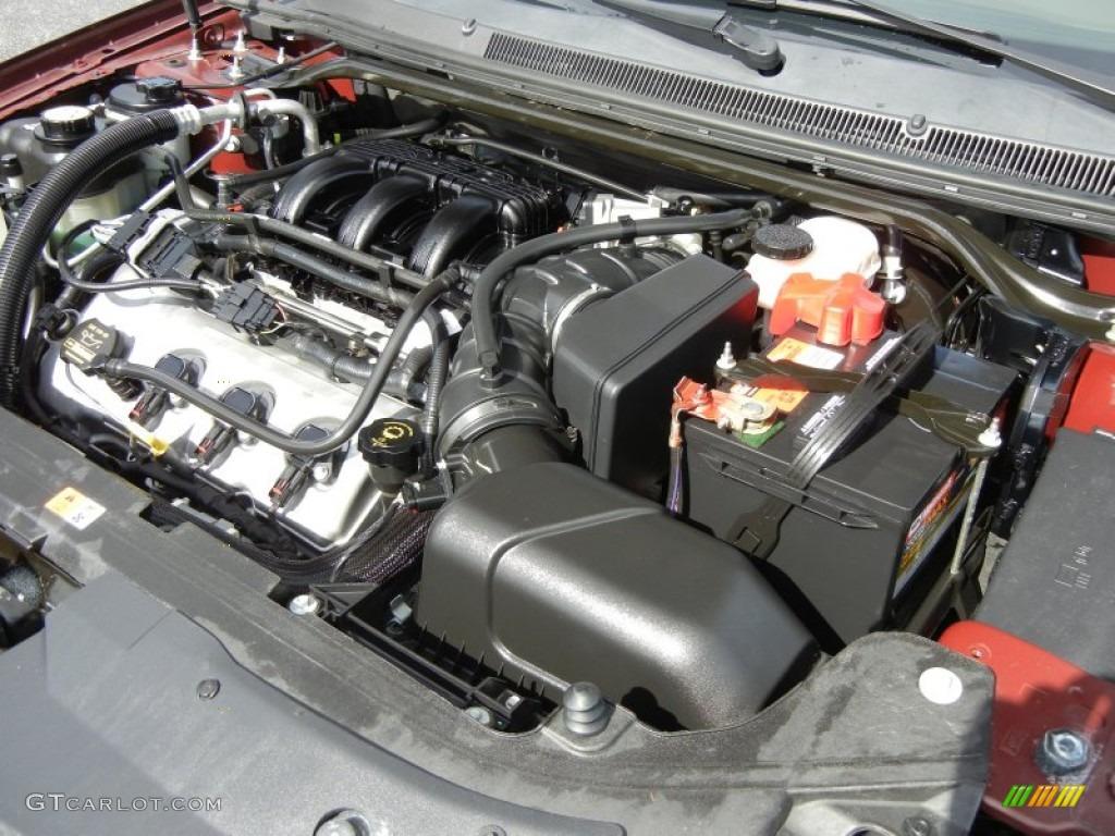 2009 Ford Taurus SEL 3.5L DOHC 24V VCT Duratec V6 Engine ...