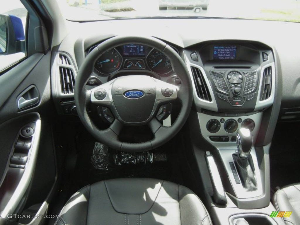 Ford Fiesta Interior 2013