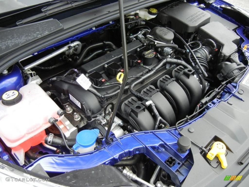 2013 Performance Blue Ford Focus Se Hatchback 69727655