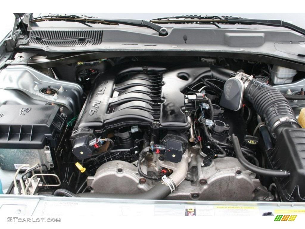 2007 dodge magnum sxt 3 5 liter sohc 24 valve v6 engine photo 69749074. Black Bedroom Furniture Sets. Home Design Ideas