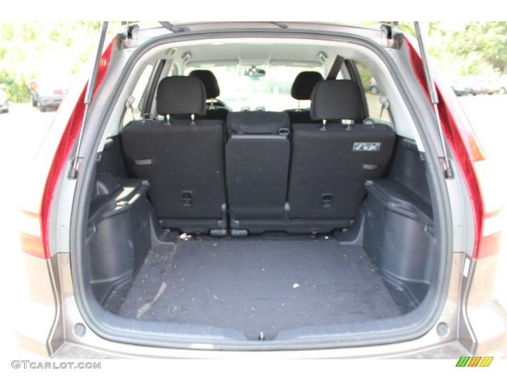 2011 CR-V SE 4WD - Urban Titanium Metallic / Black photo #19