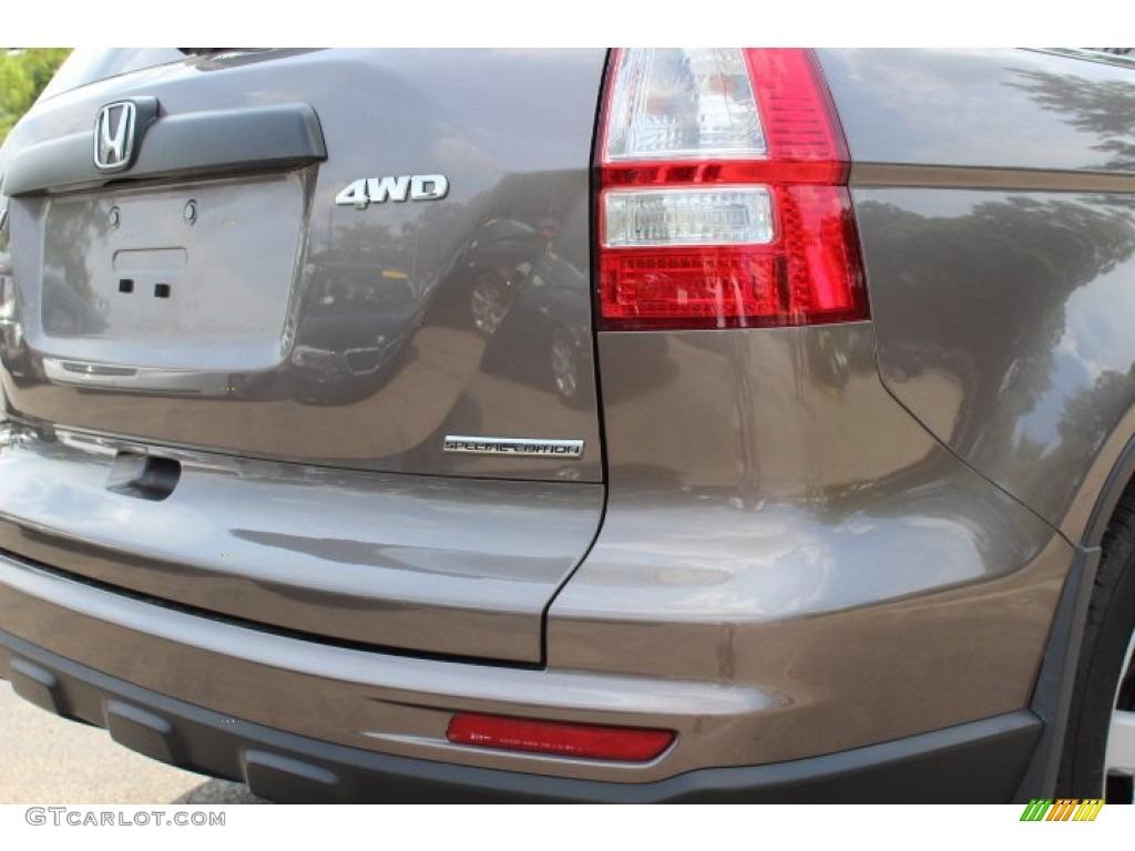 2011 CR-V SE 4WD - Urban Titanium Metallic / Black photo #20