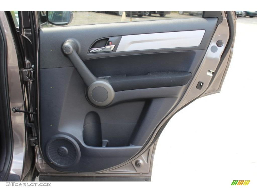 2011 CR-V SE 4WD - Urban Titanium Metallic / Black photo #21