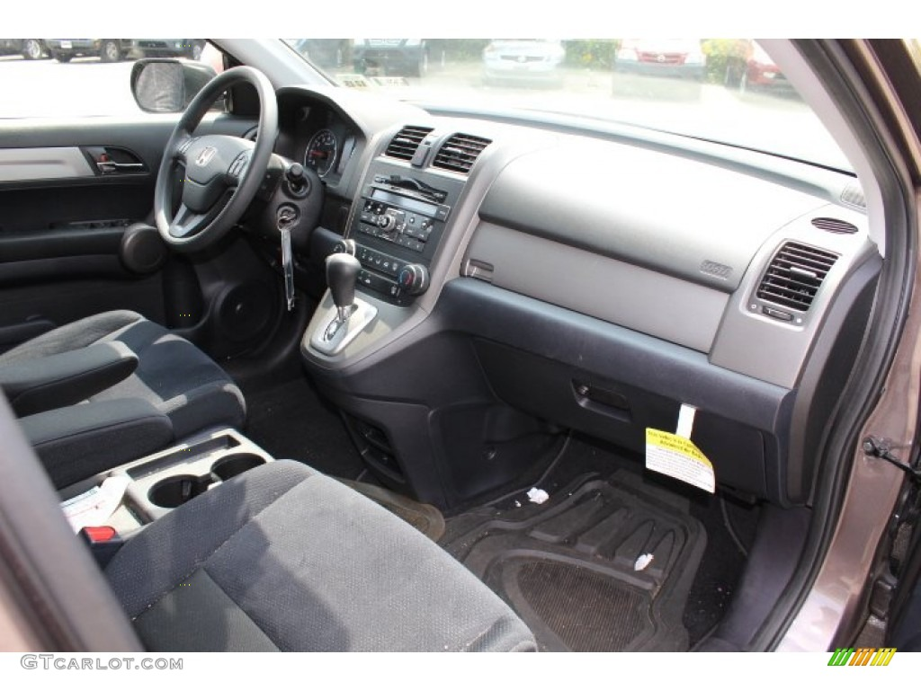 2011 CR-V SE 4WD - Urban Titanium Metallic / Black photo #24