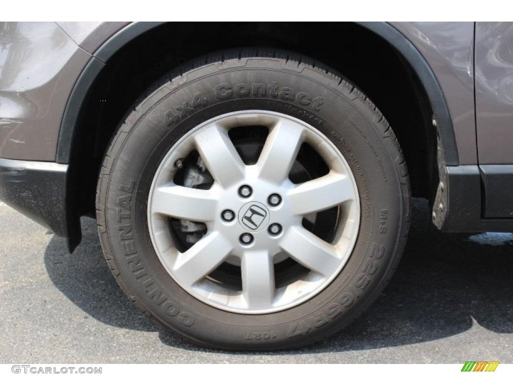 2011 CR-V SE 4WD - Urban Titanium Metallic / Black photo #27