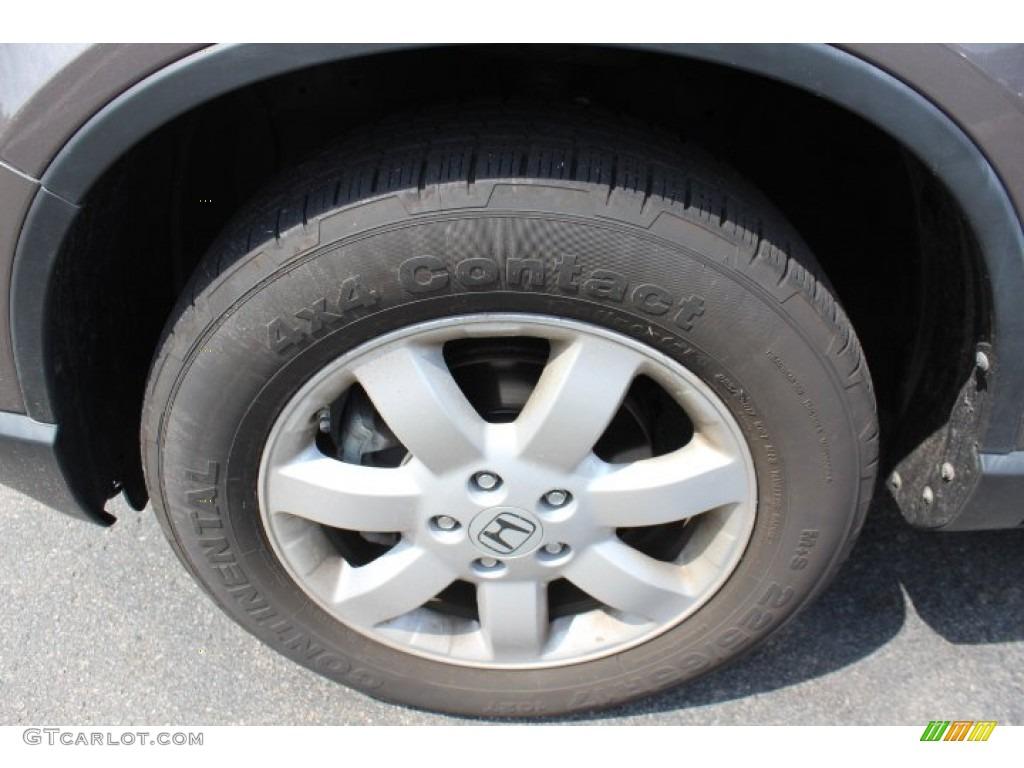 2011 CR-V SE 4WD - Urban Titanium Metallic / Black photo #28