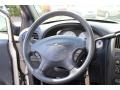 Navy Blue Steering Wheel Photo for 2003 Chrysler Voyager #69755392