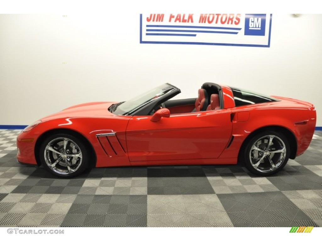 2012 torch red chevrolet corvette grand sport coupe 69728257 car color galleries. Black Bedroom Furniture Sets. Home Design Ideas