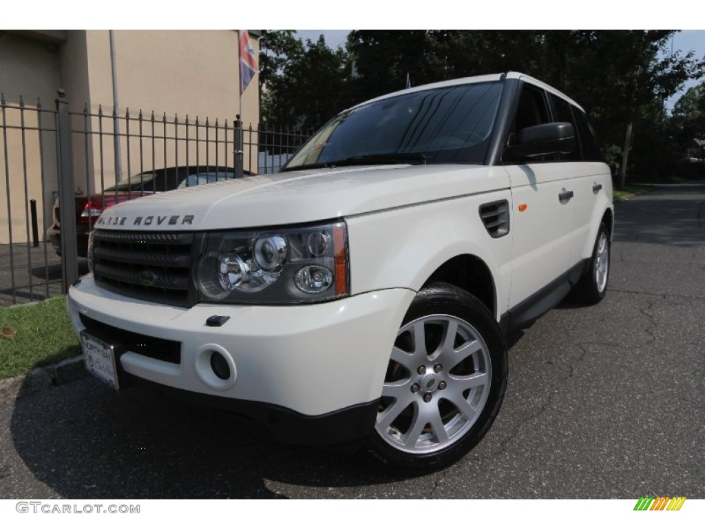 2007 chawton white land rover range rover sport hse 69727581 car color galleries. Black Bedroom Furniture Sets. Home Design Ideas