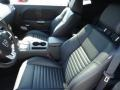 Dark Slate Gray Front Seat Photo for 2013 Dodge Challenger #69765328