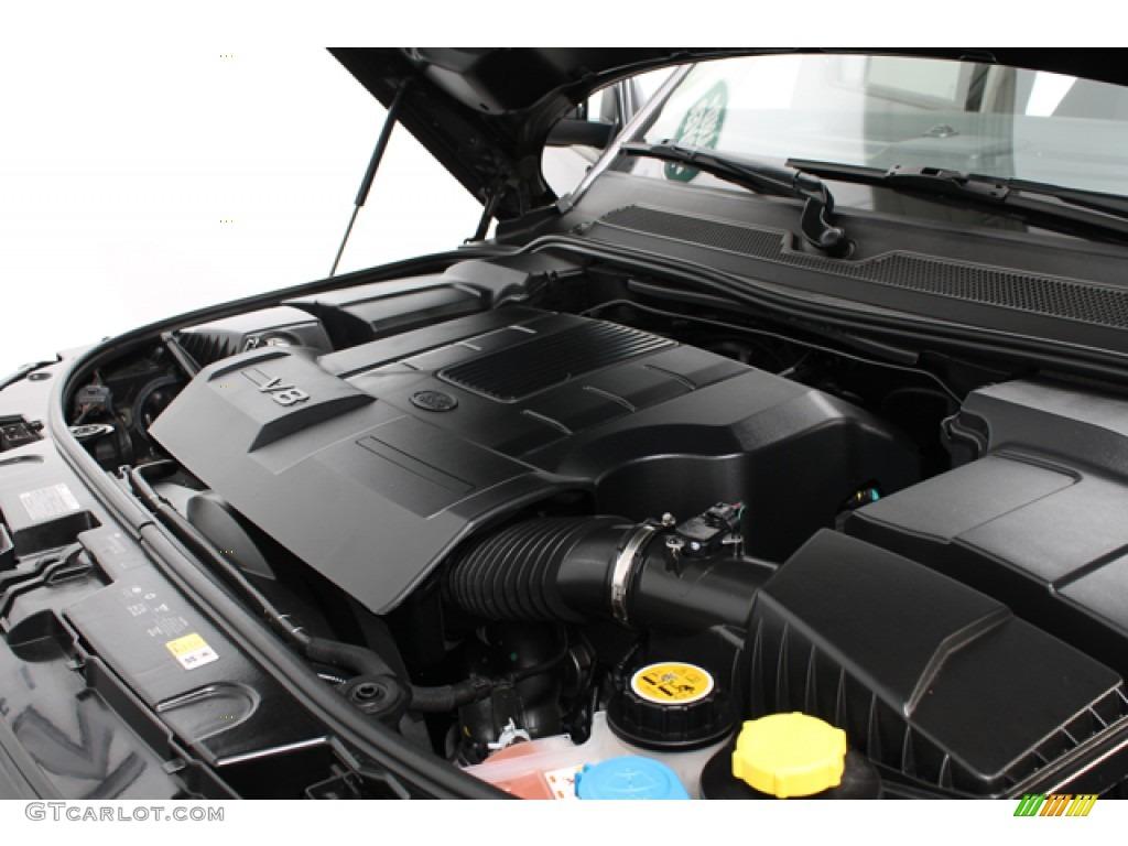 2011 Land Rover Lr4 Hse 5 0 Liter Gdi Dohc 32 Valve Divct