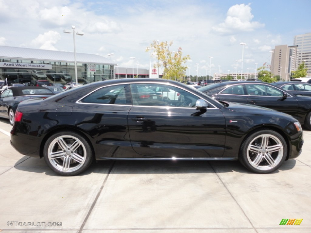 Brilliant Black 2013 Audi S5 3 0 Tfsi Quattro Coupe