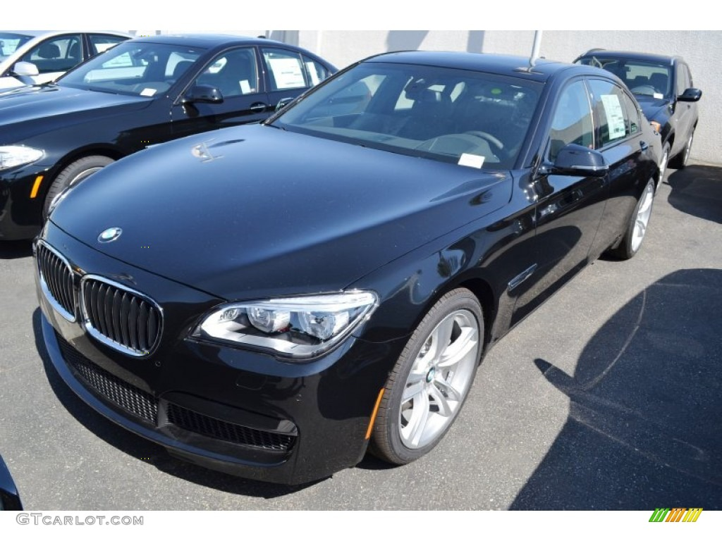 jet black 2013 bmw 7 series 750li sedan exterior photo 69774573. Black Bedroom Furniture Sets. Home Design Ideas