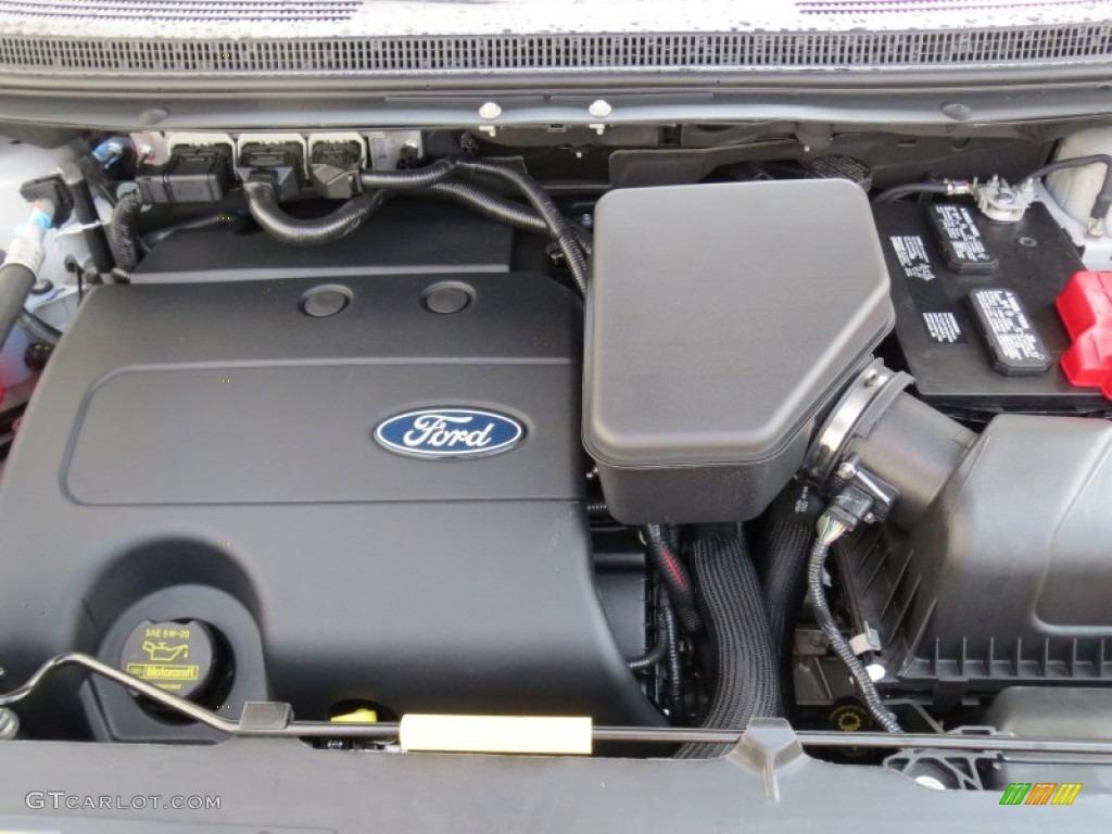 2013 ford edge 3.7 horsepower