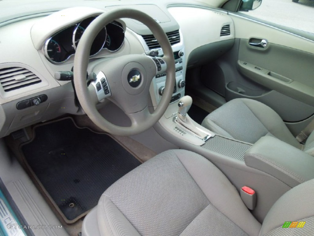 Titanium Interior 2009 Chevrolet Malibu LT Sedan Photo ...