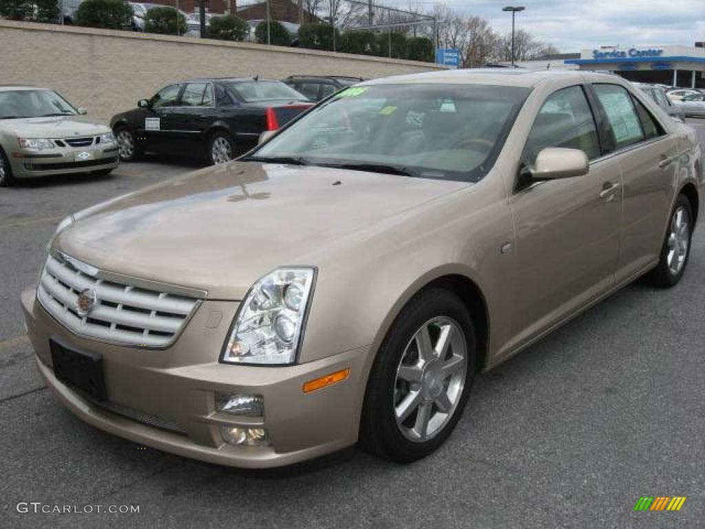 Sand storm cadillac sts