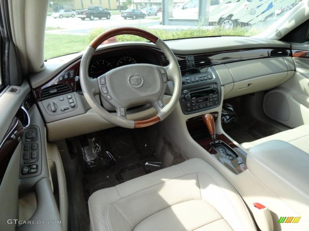Shale Interior 2005 Cadillac Deville Dts Photo 69797362