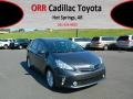Magnetic Gray Metallic 2012 Toyota Prius v Gallery