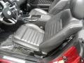 2011 Red Candy Metallic Ford Mustang V6 Premium Convertible  photo #4