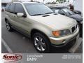 2001 Pearl Beige Metallic BMW X5 3.0i #69791944