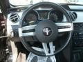 Dark Charcoal Steering Wheel Photo for 2006 Ford Mustang #69809935