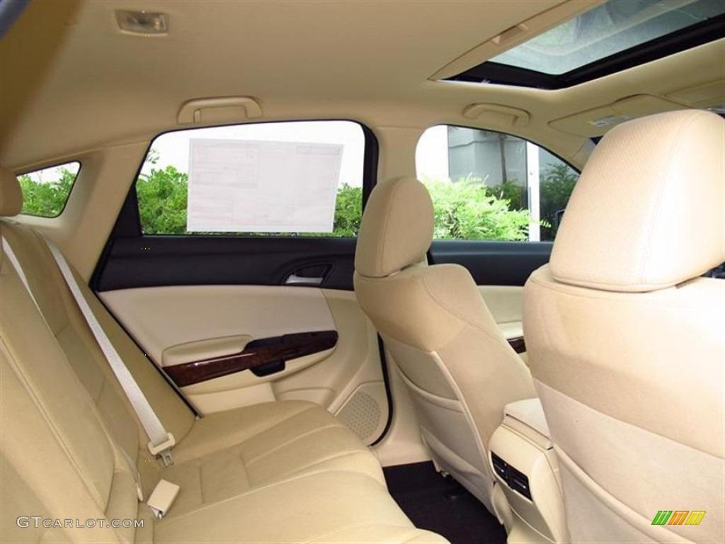 2012 Honda Accord Crosstour Ex Interior Color Photos