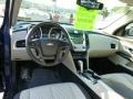 2010 Navy Blue Metallic Chevrolet Equinox LS AWD  photo #12