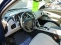 2010 Navy Blue Metallic Chevrolet Equinox LS AWD  photo #15
