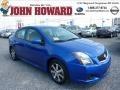 Metallic Blue 2012 Nissan Sentra Gallery