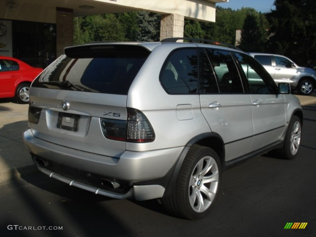 titanium silver metallic 2005 bmw x5 exterior photo 69847832. Black Bedroom Furniture Sets. Home Design Ideas
